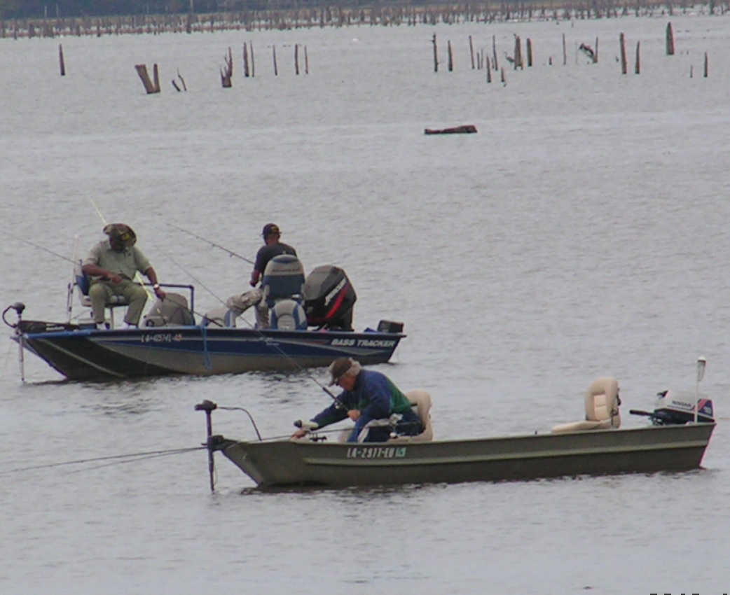 Fishing remains about the same lake darbonne life for Lake d arbonne fishing report