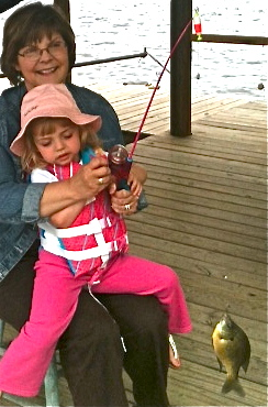 A grand time fishing lake darbonne life for Lake d arbonne fishing report
