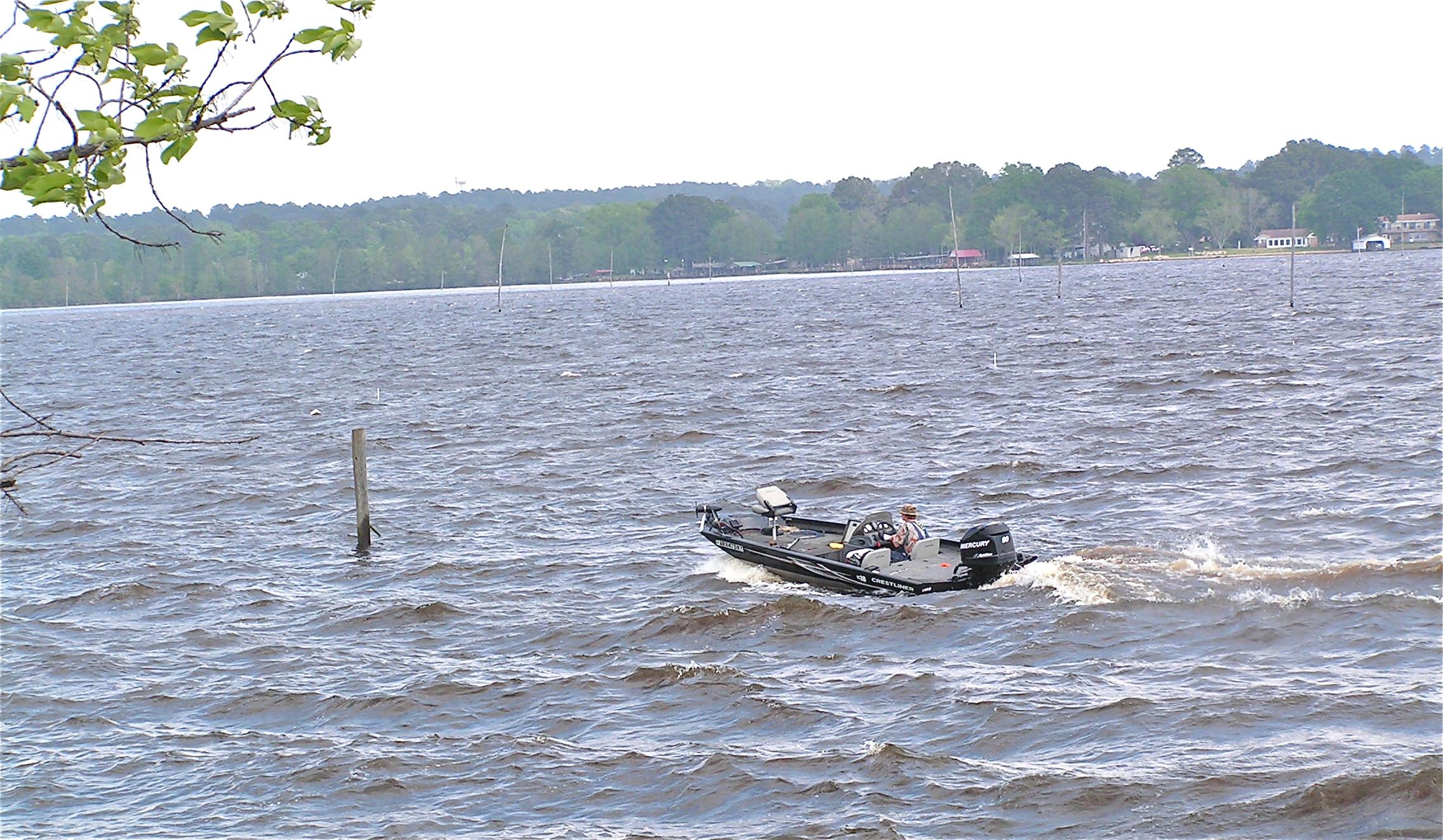 This week s fishing report lake darbonne life for Lake d arbonne fishing report