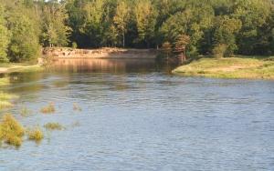 Tainter gate update lake darbonne life for Lake d arbonne fishing report