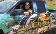 Crappie Masters' Mike Vallentine on his recent visit to Farmerville