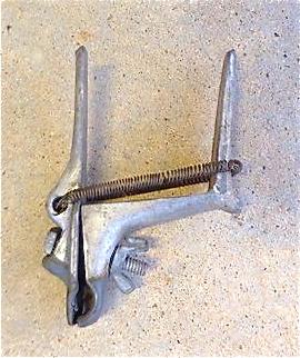 cane pole holder