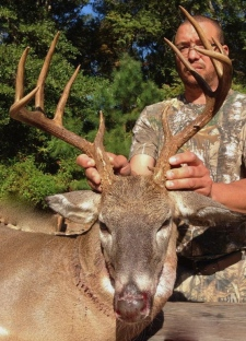 Marcus Johns' big buck