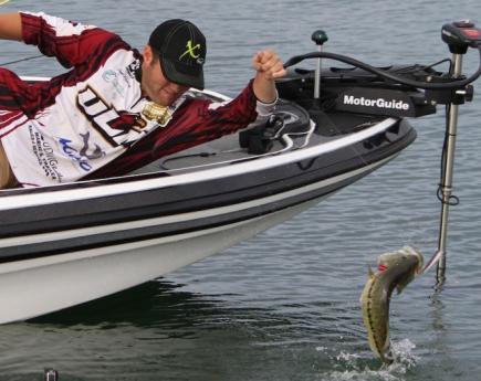 Preuett living a fishing dream lake darbonne life for Lake d arbonne fishing report