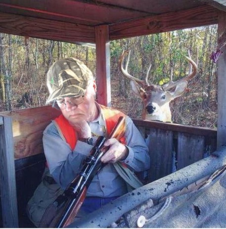 Kinny_deer stand