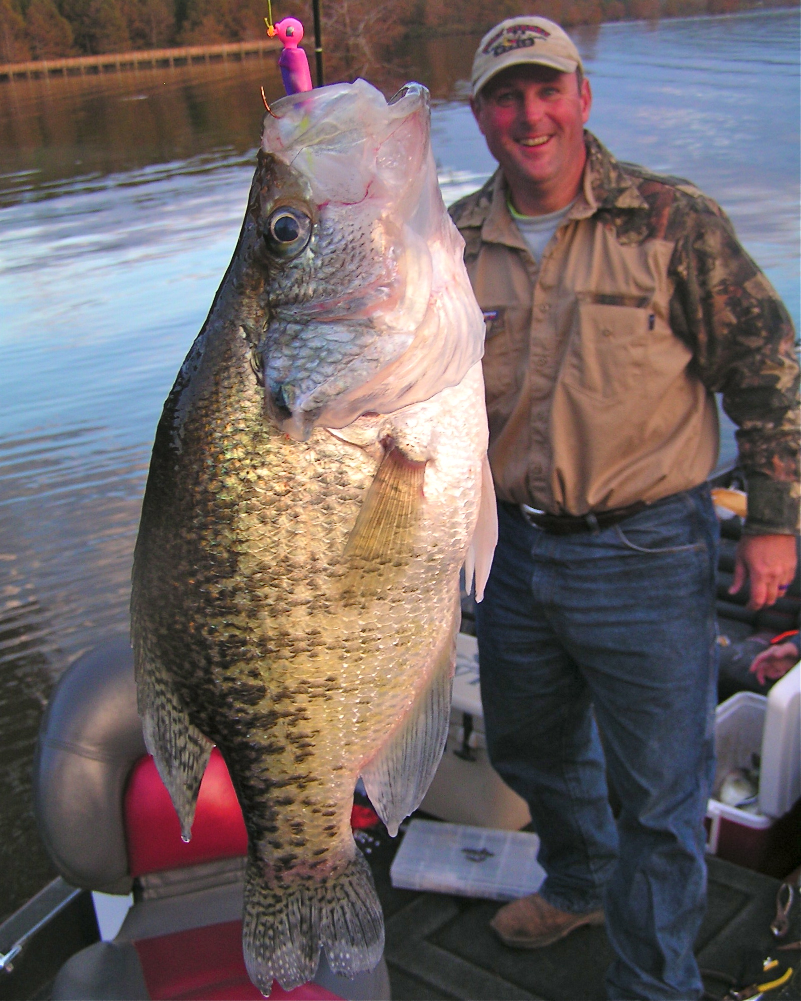 Is a comin lake darbonne life for Lake d arbonne fishing report