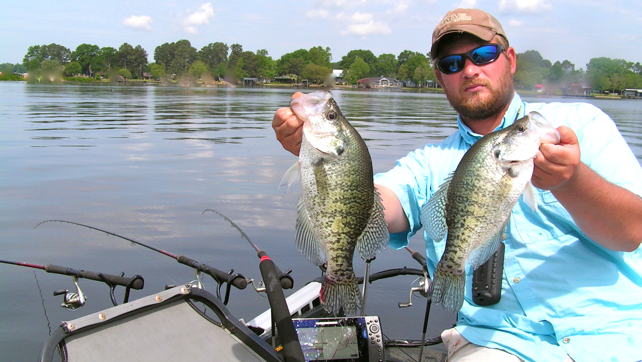 Just in the nick of time lake darbonne life for Lake d arbonne fishing report