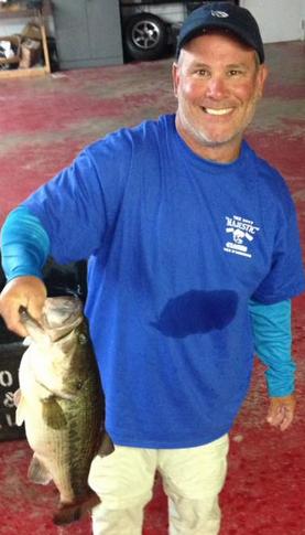 Congrats bbw lake darbonne life for Lake d arbonne fishing report
