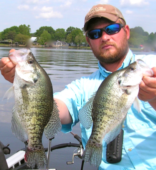 Channel your inner crappie lake darbonne life for Lake d arbonne fishing report